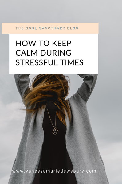 how to calm your stress